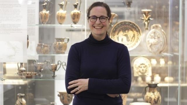 Dr Sonia Pertsinidis