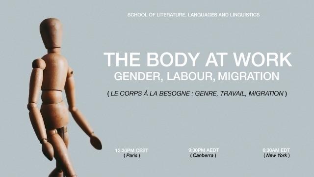 The Body at Work Seminar Series