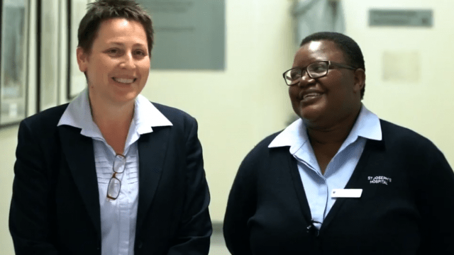 Better communication in nursing clinical handover at St Vincent's Hospitals