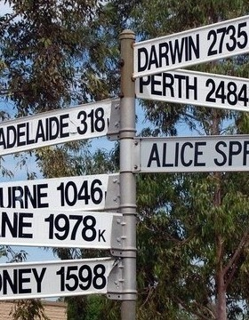 Australian Nicknames for Place Names Appeal