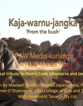Kaja-Warnu-Jangka 'From the Bush'