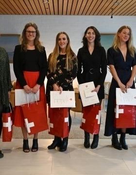 2020 Swiss Prize