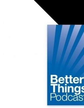 Better Things podcast logo