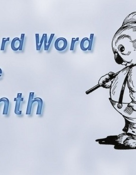 Oxford Word of the Month