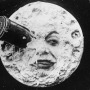 Still from Georges Méliès's, 1902 film, A Trip to the Moon.
