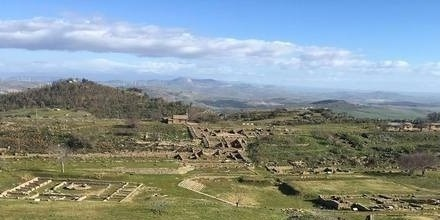 Morgantina: A Very Different Site