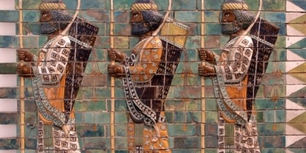 Remembering Xerxes' invasion of Greece