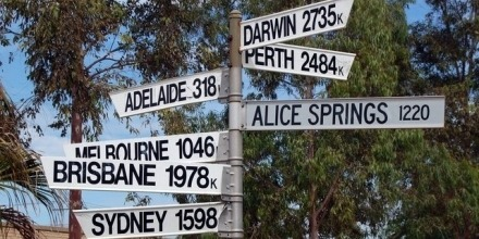 Nicknames for Australian Place Names Appeal