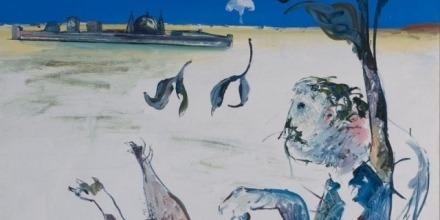 "Arthur Boyd's ""Jonah on the Shoalhaven - Outside the City"" (1976)"