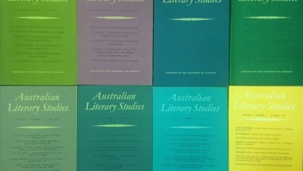 Launch of the new Australian Literary Studies
