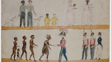 """""""Governor Davey's (sic) Proclamation to the Aborigines, 1816 (sic)"""". State Library of NSW. Retrieved 6 March 2013."""