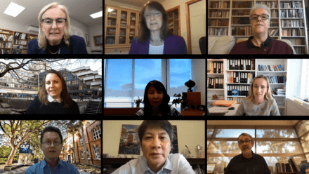 Impact of COVID-19 on health communication: webinar with the International Consortium for Communication in Health Care