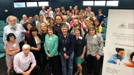 International Symposium on Communication in Health Care (ISCH) 2018