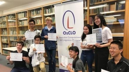 Australian Computational and Linguistics Olympiad (OzCLO) 2019