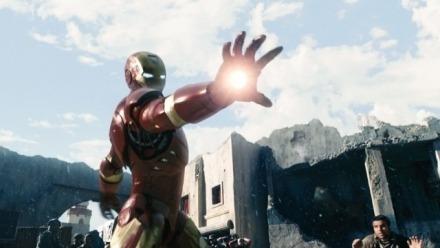 Still from © Marvel Entertainment's 2008 film : 'Iron Man'