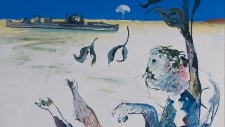 "Arthur Boyd's ""Jonah on the Shoalhaven - Outside the City"" (1976)"