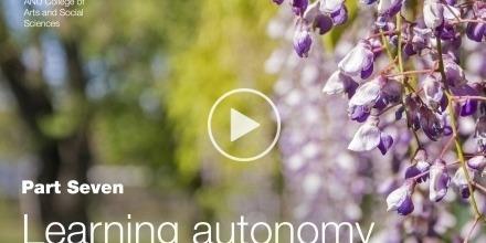 Learning Autonomy