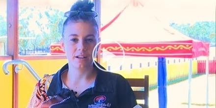 Aboriginal Sport - Mikaela Aldridge